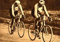 Come bestie da strada: alle origini del ciclismo