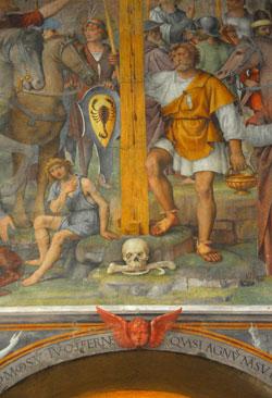 Bernardino Luini, affreschi a Santa Maria degli Angioli, Lugano (Svizzera) Foto di Samuel Cogliati