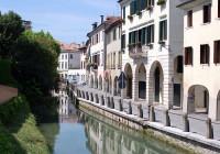 Luoghi: tavolo con vista ∼ Il ristorante Med di Treviso