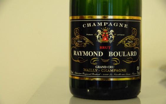 Champagne Boulard: il vino oltre la liqueur