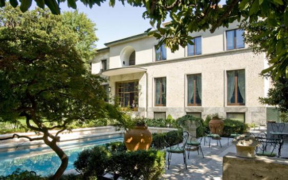 Luoghi: Villa Necchi Campiglio in Milano