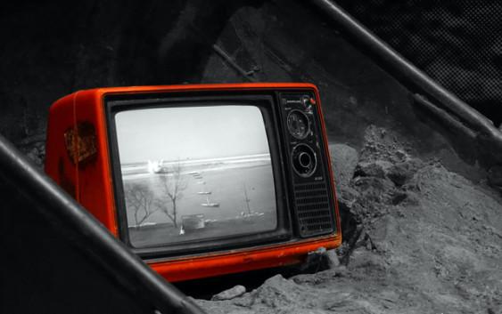 Abbandonato dalla televisione