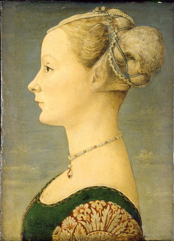 Piero del Pollaiolo (attribuito a) Ritratto di Dama © Museo Poldi Pezzoli, Milano