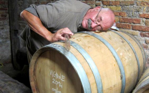 La memoria del vino di Venezia