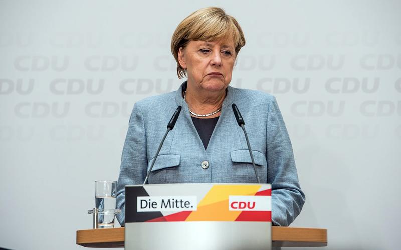 (Angela Merkel)